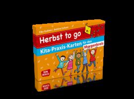 Herbst to go - Kita-Praxis-Karten für den Morgenkreis