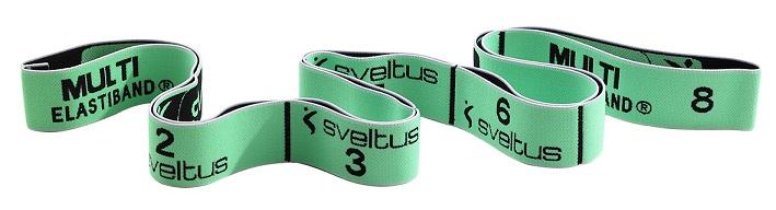 Multi Elastiband, grün