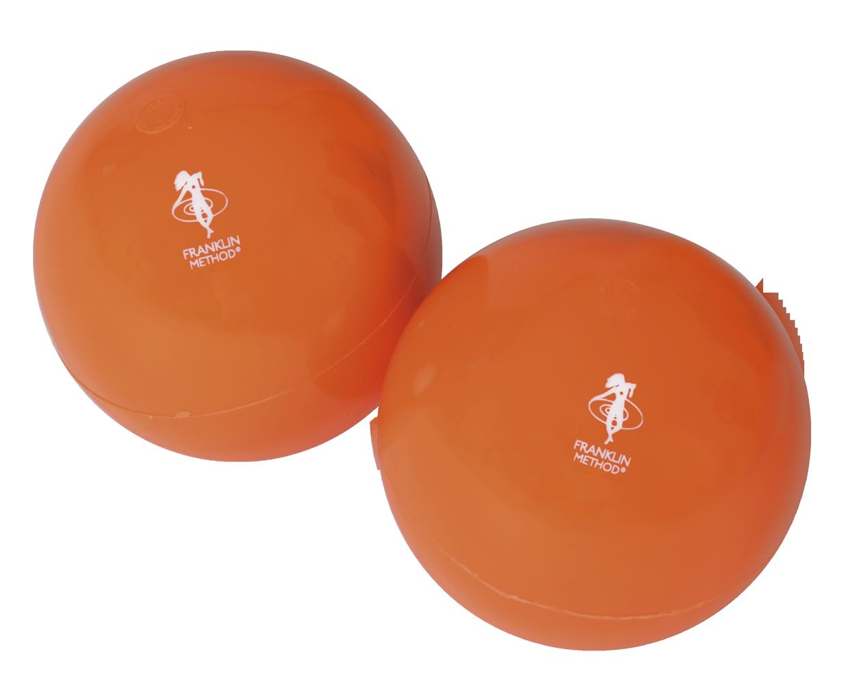 Franklin Universal Ball soft 2er Set, orange