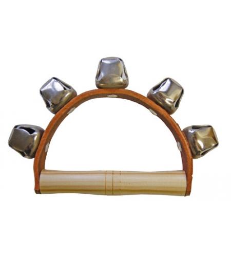 Glockenkranz mit 5 Glöckchen