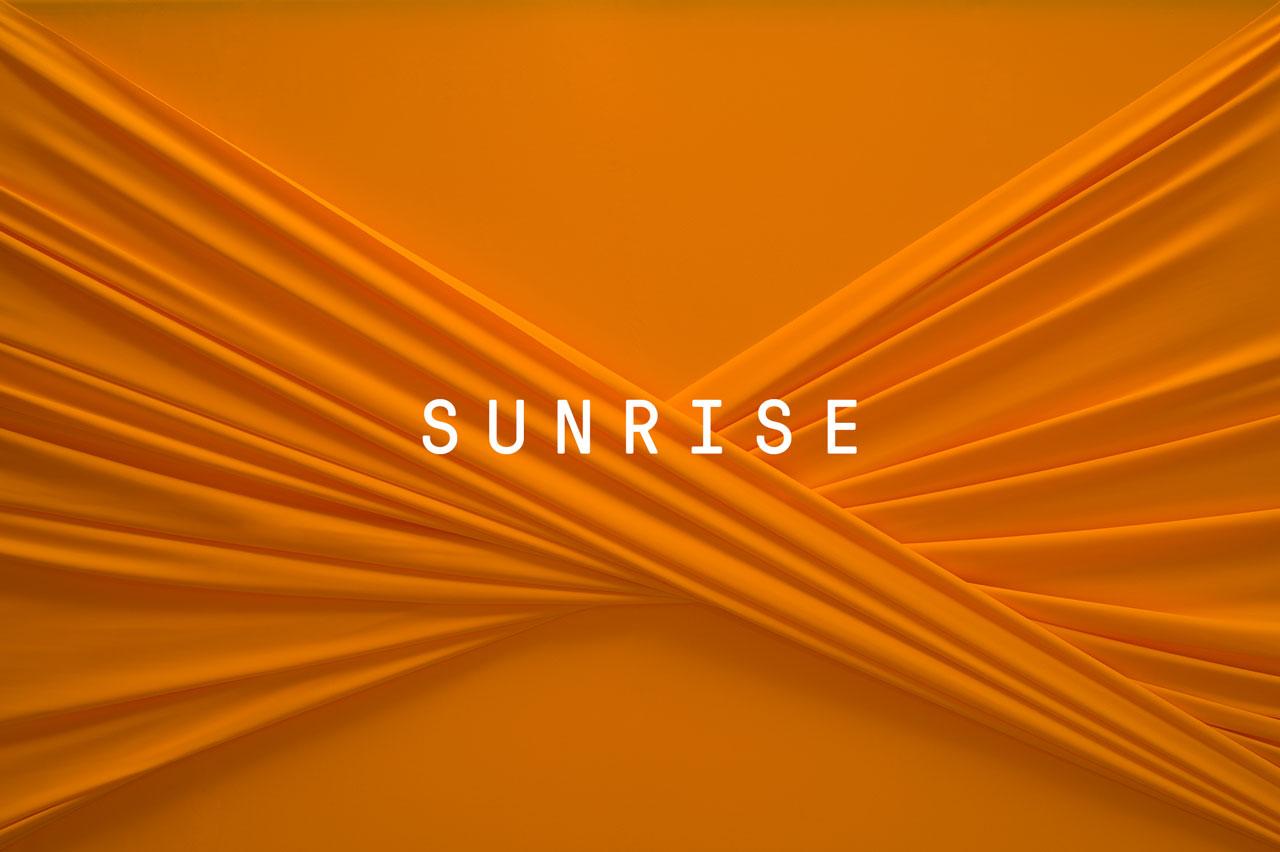 Le Bonbond - Size S, sunrise